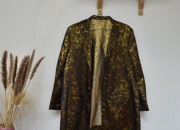 Veste à motifs asiatique