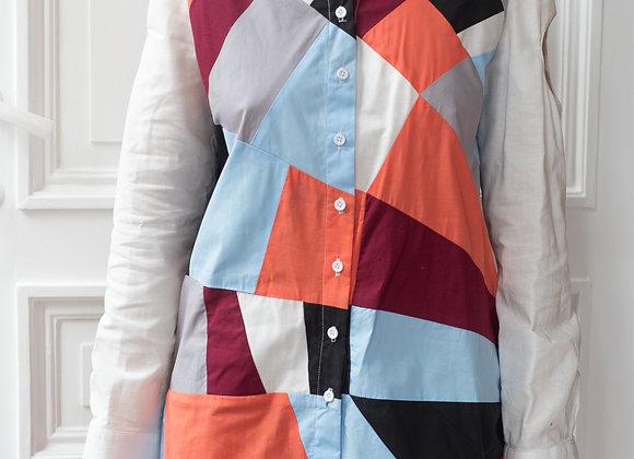 Robe chemise Marie-Céline