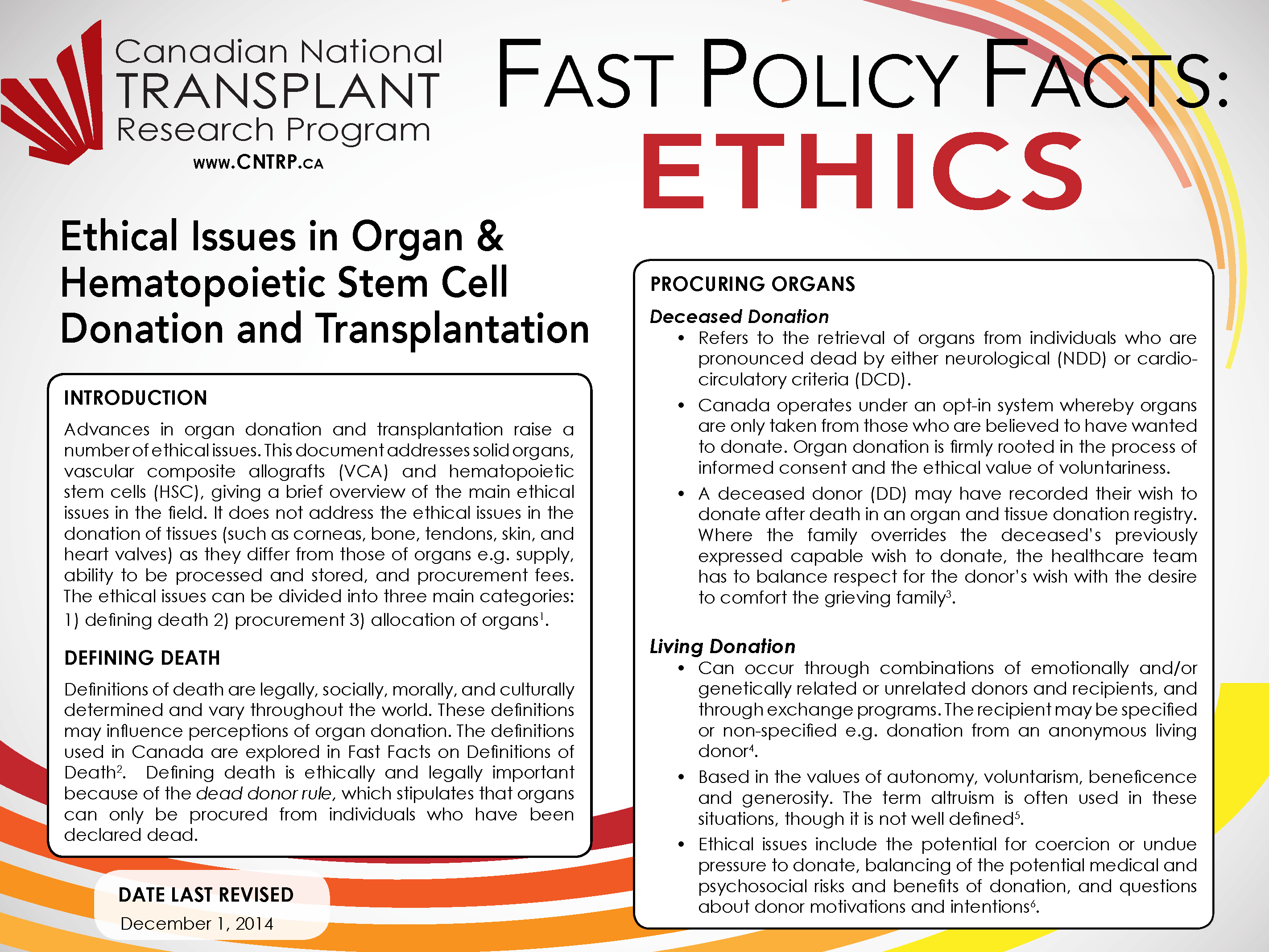 the ethical issue surrounding organ transplantation Ethical debate: ethics of xeno-transplantation  may also be put at risk by other factors surrounding xenotransplantation  oman daily observer: organ transplant .