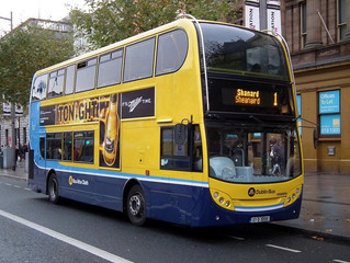 Dublín y el transporte... Esa relación de odio in crescendo...