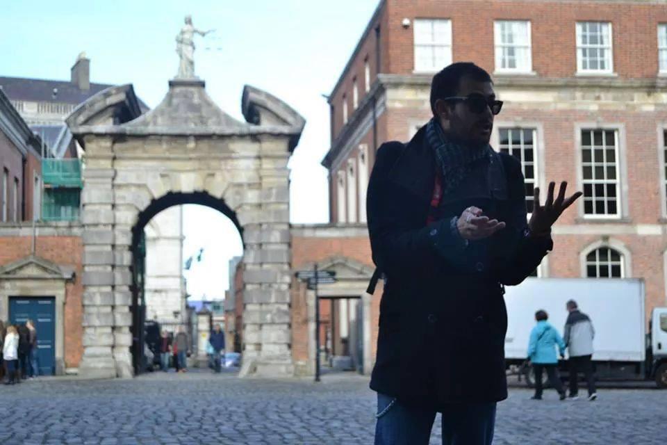 Tour a Pie por Dublín