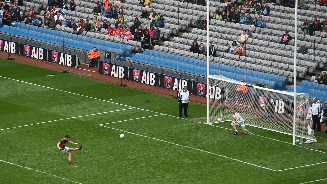 Penalty en Fútbol Gaélico