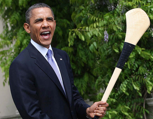 Obama y su ´Hurley´