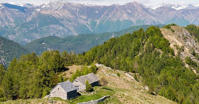 S30- Ristrutturazione capanna Alpe Corte Nuovo