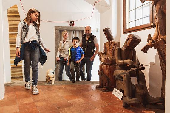 S16 c- Realizzazione di un nuovo deposito per ospitare la collezione etnografica del Museo