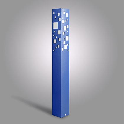Уличный светодиодный светильник Tower BC-700 синего цвета
