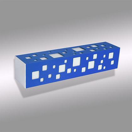 Синий светильник Tower BW-370 настенный