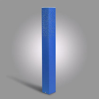 Уличный светодиодный светильник Matrix BC-700 синего цвета