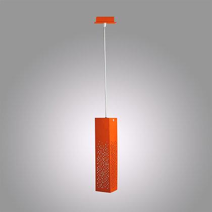 Подвесной светодиодный светильник оранжевого цвета Marix OH-370
