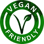 Naturelle is vegan friendly