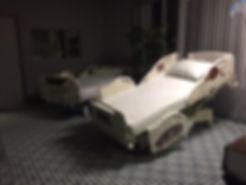 Naturelle Organic Beds, Hospital Bed model P5,