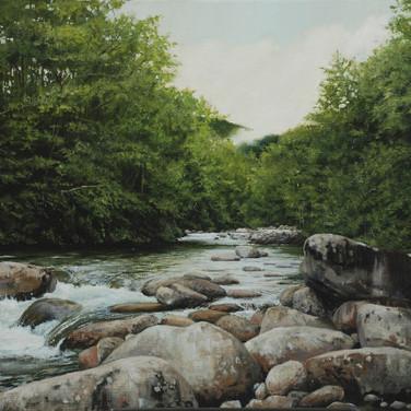 Tottabetsu river