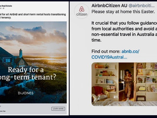 ANOTHER NSW MP - ANOTHER SHORT-TERM HOLIDAY RENTAL