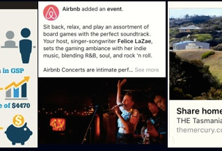 A BUSY WEEK FOR THE AIRBNB CREW