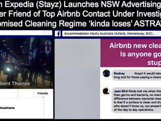 AS AIRBNB'S EXECS JUMP SHIP...What Does US$6 billion buy in terms of short-term rentals?