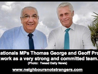 NSW State MPs - The 'Good', the 'Bad', the…