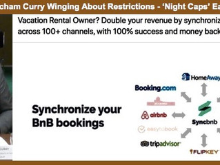 AIRBNB: PREDICTION OF 'WORST COLLAPSE'…WHILE STAYZ WINGES