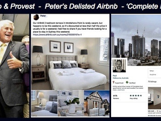 AIRBNB – WHO'S MOCKING WHO?