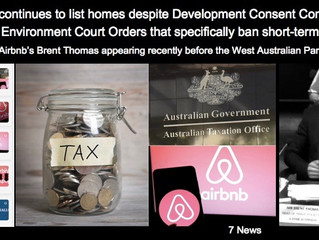 A TAXING TIME FOR AIRBNB
