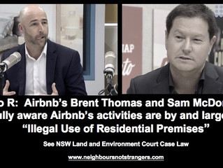 Homes Rented via Airbnb/Expedia/Booking.com etc Operate as Hotels - Must Meet All Commercial Require