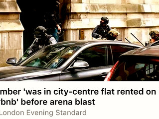 """Bomber 'was in city-centre flat rented on Airbnb' before arena atrocity"""