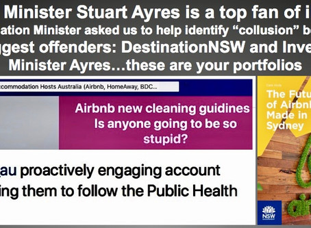 IF AIRBNB & EXPEDIA (STAYZ) WOULD STOP LYING,  WE WILL STOP TELLING THE TRUTH ABOUT THEM