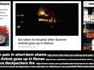 """SYDNEY'S LORD MAYOR:  """"SHOCKING CONDITIONS AND FIRE RISK."""""""