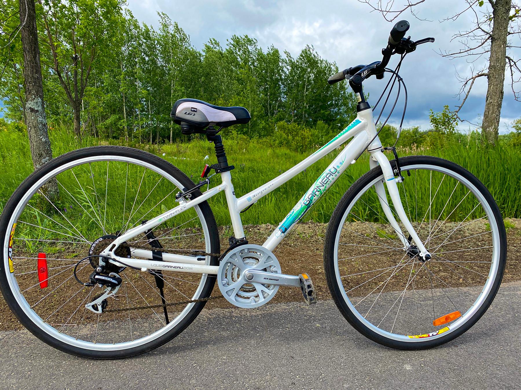 Vélo Hybride 1/2 journée (4 h)