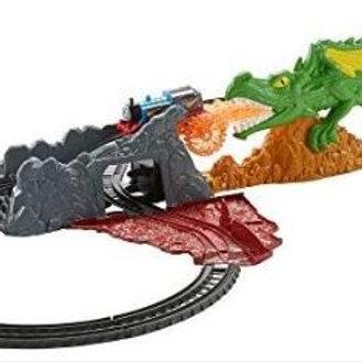 Thomas e Friends Mattel Ferrovia Fuga do Dragão