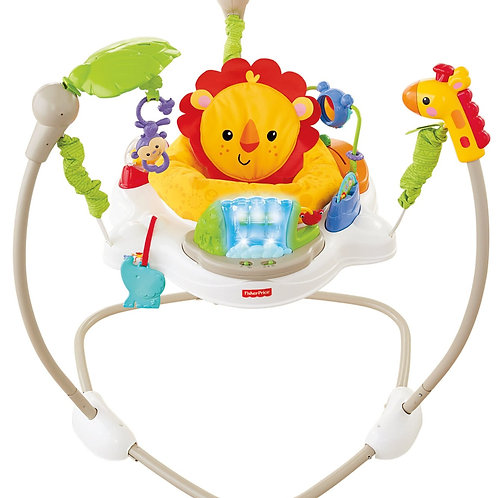 Jumperoo Rainforest Friends Fisher-Price
