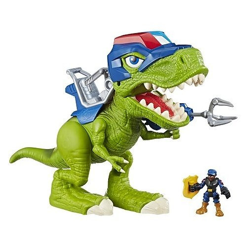 Playskool Policissauro (Dinossauro policial)