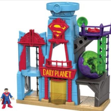 Castelo Superman Imaginext