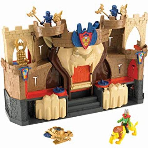 Castelo do Leão Imaginext