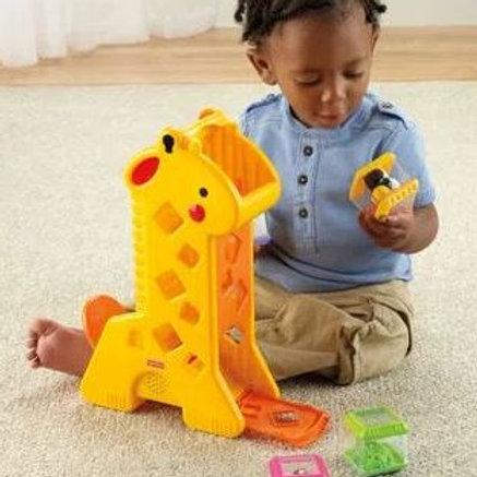 Girafa em Blocos Fisher-Price