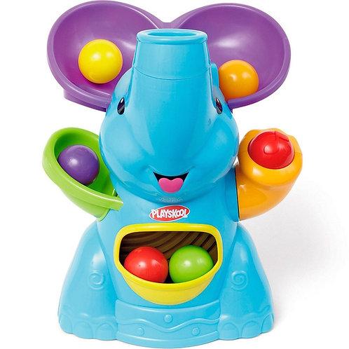 Elefante Bolas Voadoras Playskool