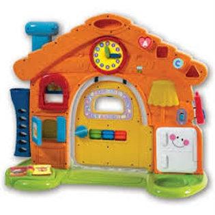 Casinha Interativa Luz & Som Yes Toys