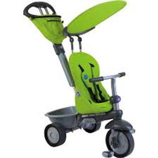 Carrinho de Bebê Smart Trike Recliner Green