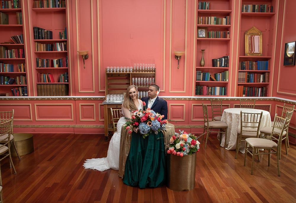 North Fork Wedding Films at Seversky Mansion