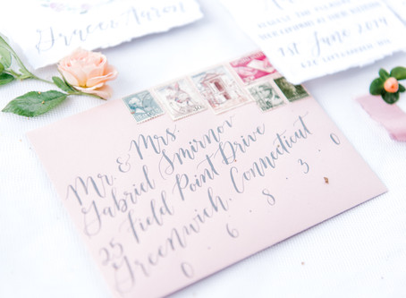 Wedding Essentials: Invitation Timeline