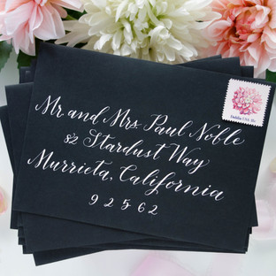 How to Address Wedding Shower Invitations to Everyone on the Guest List