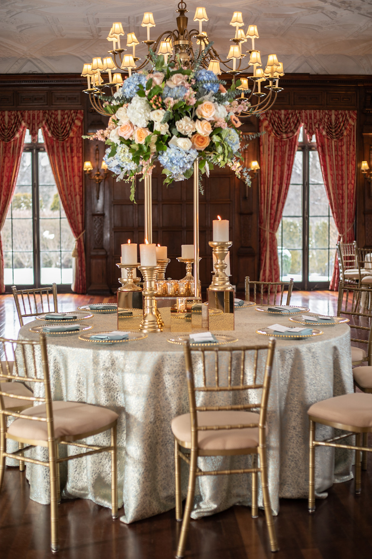 Modern Glam Wedding at Seversky Mansion | Long Island