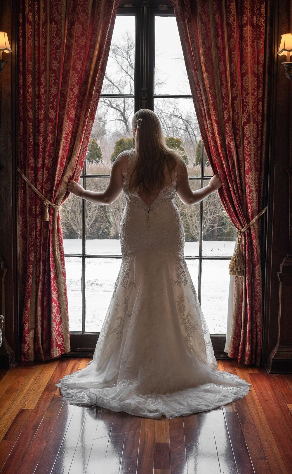 Seversky Mansion Winter Wedding