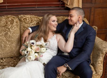 A Modern Glam Wedding at Seversky Mansion
