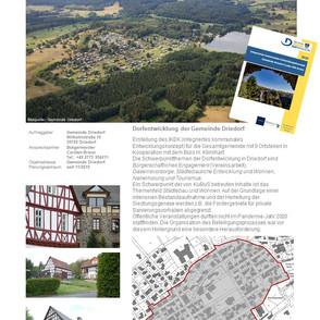 Driedorf, IKEK Dorfentwicklung