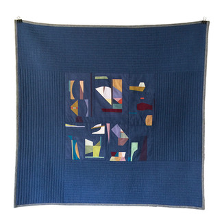 Quilt for O, 2018