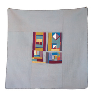 Quilt for F, 2017