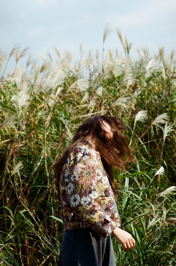 Secret Garden Jacket, 2015