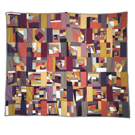 Quilt for B, 2018