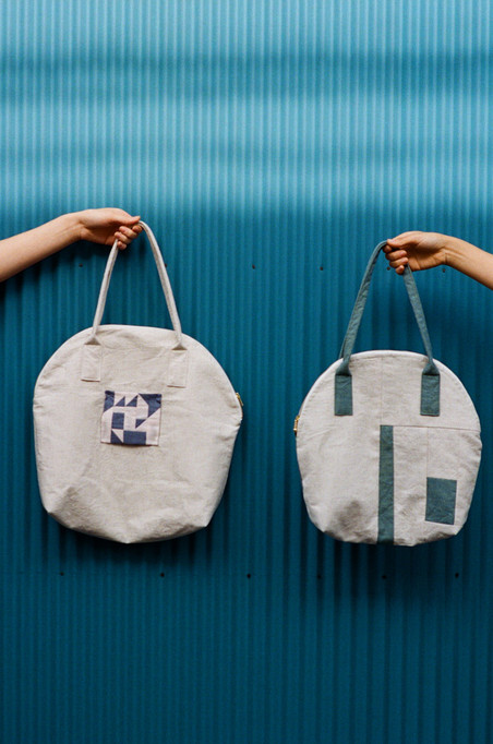 Quilted Tote, 2015