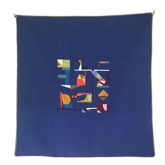 Quilt for T, 2017